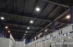 中国某展会展馆照明工程