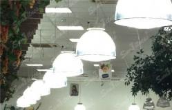 塞浦路斯某大型超市灯光照明工程