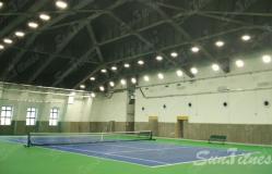 北京市通州区某集团室内网球场照明工程