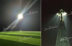 北京某部队田径场灯光及路灯灯光安装项目