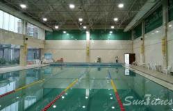 北京某室内游泳馆灯光更新项目